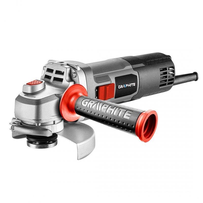 Szlifierka kątowa 1600W, 125x22.2 mm, z reulacją