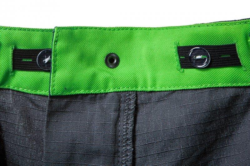 Spodnie robocze PREMIUM, 100% bawełna, ripstop, rozmiar XL