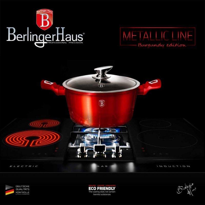 GARNEK + PATELNIA GRANITOWA BERLINGER HAUS BH-7042