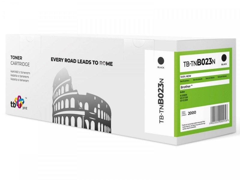 Toner do Brother HL-B2080DW TB-TNB023N BK 100% nowy