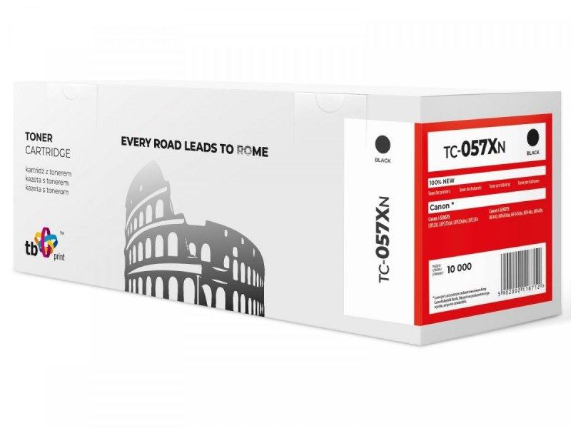 Toner do Canon LBP220 CRG-057H TC-057XN BK 100% nowy