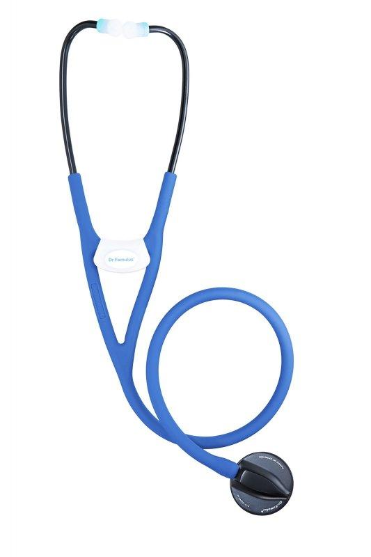 Dr. Famulus DR 400 E-granatowy Stetoskop następnej generacji, Internistyczny