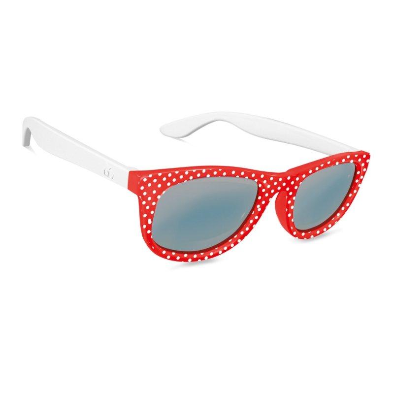 Visioptica By Visiomed France Miami Kids 4-6 l-czerwony Okulary przeciwsłoneczne dla dzieci
