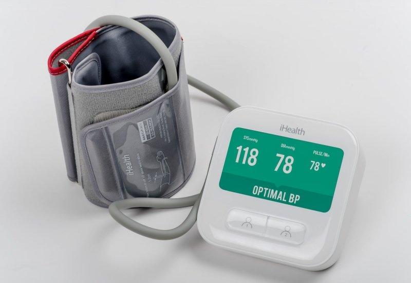 iHealth CLEAR Bezprzewodowy ciśnieniomierz smart