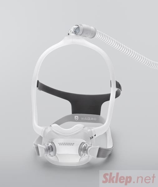 Philips Respironics Maska Dream Wear Full Face Maska do aparatu CPAP rozm. M
