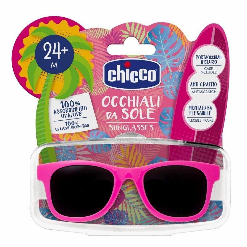 Chicco Girl-24 m + różowe Okulary przeciwsłoneczne dla dzieci