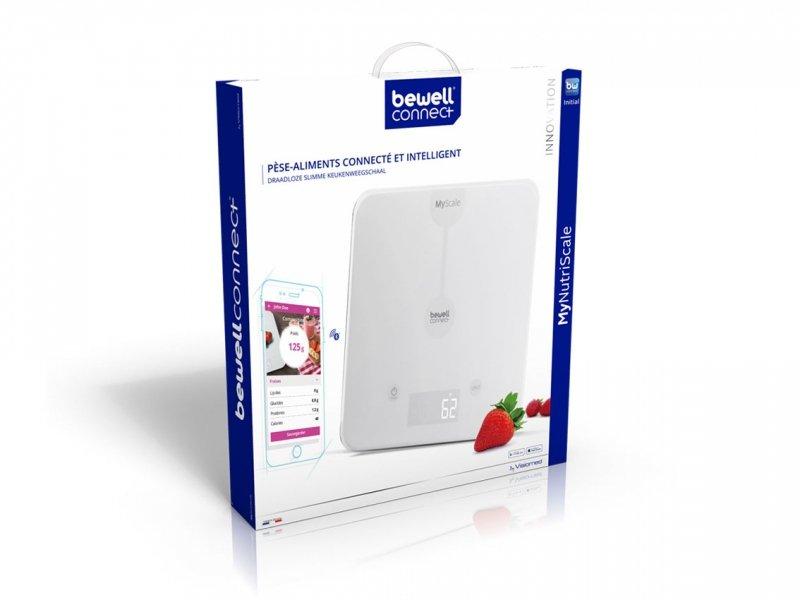 BewellConnect My Nutri Scale BW-SCF5 Inteligentna waga dietetyczna kuchenna