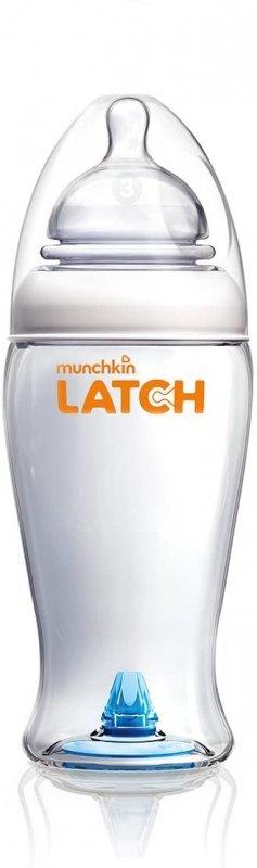 Munchkin Latch 330 ml 6 m+ Butelka Latch 330 ml