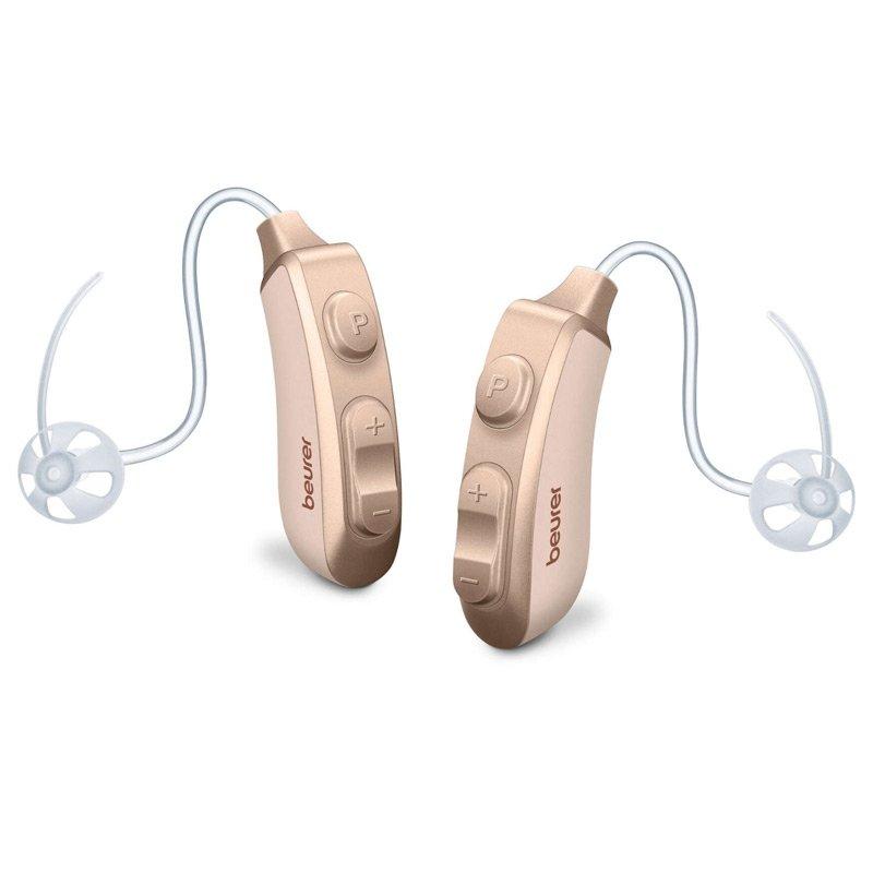 BEURER HA 80 Paar Cyfrowe aparaty słuchowe, zestaw 2 sztuk do obustronnego działania