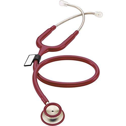 MDF 777C Pediatryczny-burgund (MDF 17) Stetoskop pediatryczny