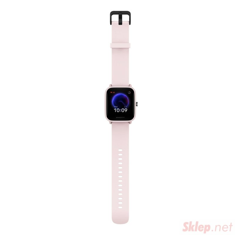 Smartwatch Amazfit Bip U (różowy)