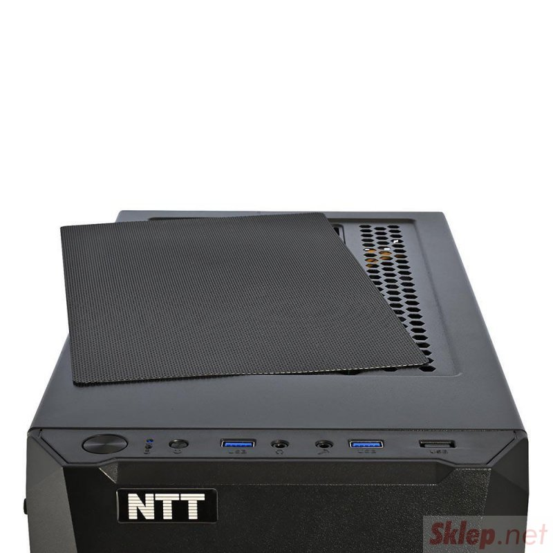 Komputer do gier NTT Game S - Ryzen 3 4300GE, GTX 1650, 8GB RAM, 240GB SSD, W10