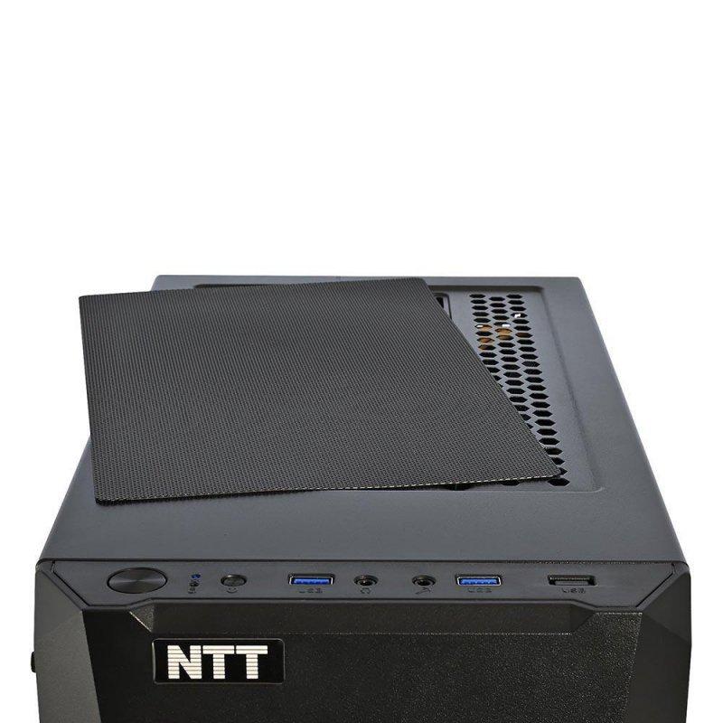 Komputer do gier NTT Game S - Ryzen 3 1200, GTX 1650 4GB, 16GB RAM, 240GB SSD, W10
