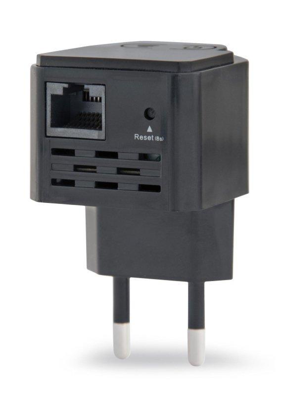 Wzmacniacz sygnału WiFi Gembird WNP-RP300-03-BK