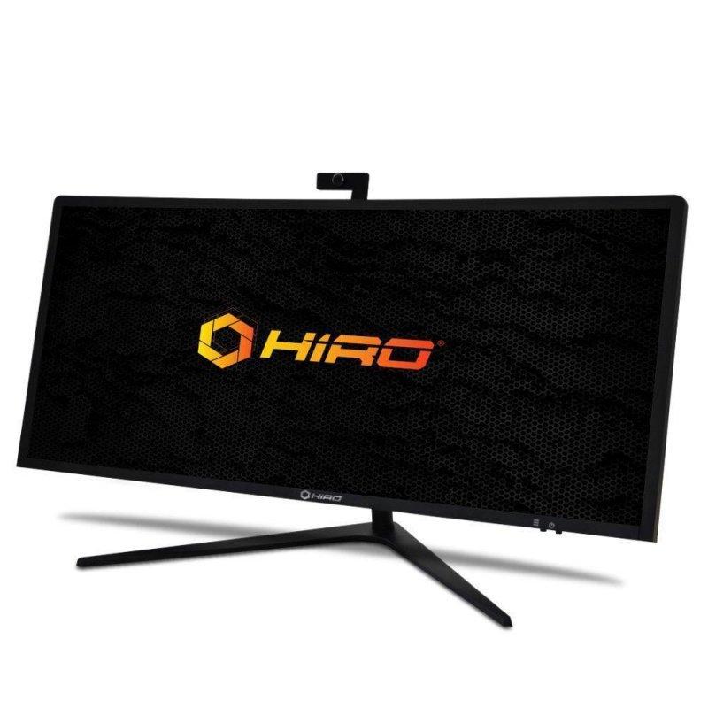 KOMPUTER ALL-IN-ONE AIO HIRO 34'' - I5-10400F, 16GB RAM, 512GB SSD, RTX 2060,WIFI, W10 HOME