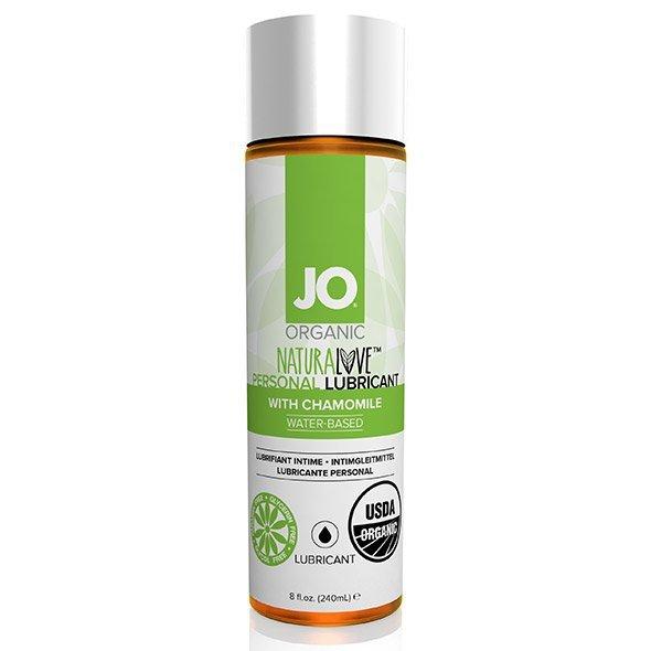 Lubrykant organiczny - System JO Organic Lubricant 240 ml