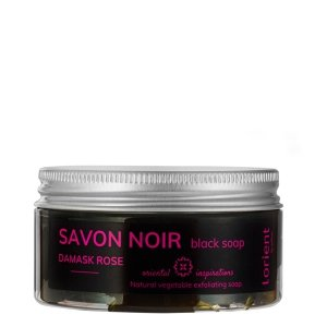 SAVON NOIR rose care 100g