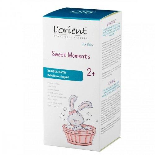 Sweet Moments Bąbelkowa Kąpiel od 2 roku życia