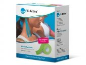 K-Active Kinesiology Tape kolor zielony 5 cm/5 m (Nitto)