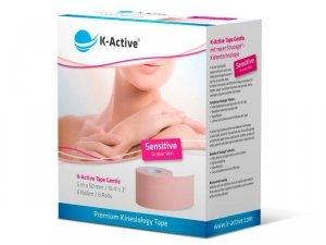 K-Active Kinesiology Tape GENTLE 5 cm/5 m