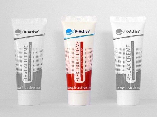 K-Active Elektrolyt Creame 20g