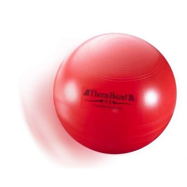 Piłka gimnastyczna ABS TB 55 cm czerwona