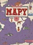 Mapy obrazkowa podróż po lądach morzach i kulturach świata edycja fioletowa