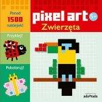 Pixel art zwierzęta