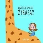 Gdzie się zmieści żyrafa