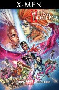 Ii wojna domowa X-Men Tom 3