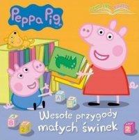 Wesołe przygody małych świnek. Czytajmy razem. Świnka Peppa