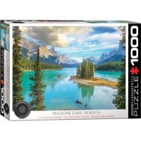 Puzzle 1000 Malign Lake Alberta 6000-5430