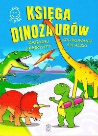 Księga dinozaurów. Zagadki