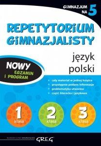 Język polski repetytorium gimnazjalisty