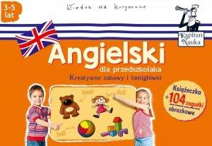 Angielski dla przedszkolaka Kapitan Nauka