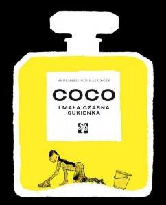 Coco i mała czarna sukienka