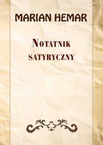 Notatnik satyryczny wybór wierszy z lat 1946–1961