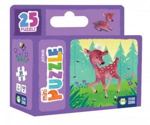 Mini puzzle 16 jelonek