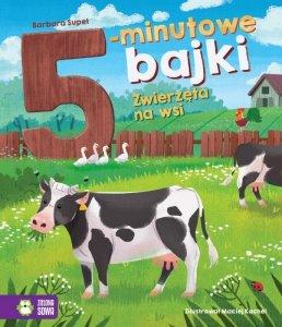 5 minutowe bajki zwierzęta na wsi