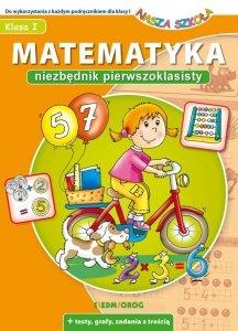 Matematyka niezbędnik pierwszoklasisty