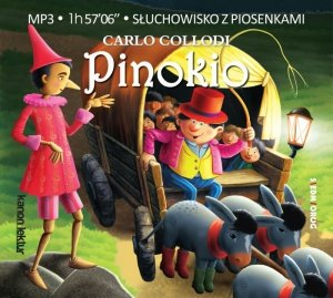 CD MP3 Pinokio