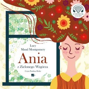CD MP3 Ania z Zielonego Wzgórza