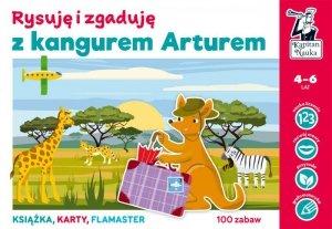 Rysuję i zgaduję z kangurem Arturem Kapitan Nauka