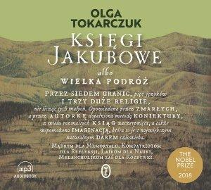 CD MP3 Księgi Jakubowe