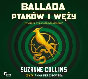CD MP3 Ballada ptaków i węży