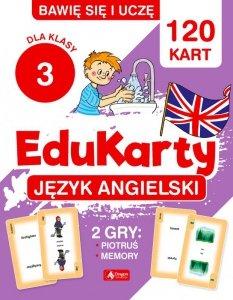 Język angielski dla klasy 3. EduKarty