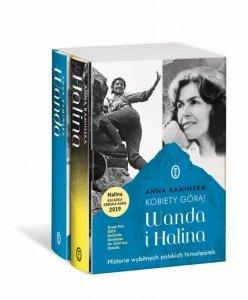 Pakiet Kobiety górą! Wanda i Halina. Historie wybitnych polskich himalaistek