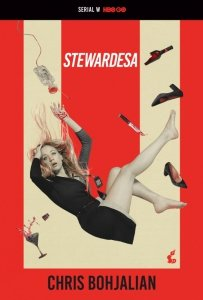 Stewardesa okładka filmowa