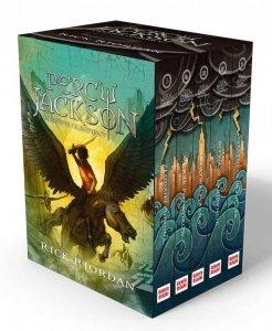 Pakiet Percy Jackson i bogowie olimpijscy wyd. 2021