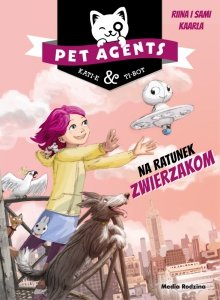 Na ratunek zwierzakom. Pet Agents